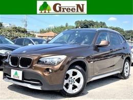 BMW X1 sドライブ 18i ワンオーナー車/キセノン純正HDDナビ17AW