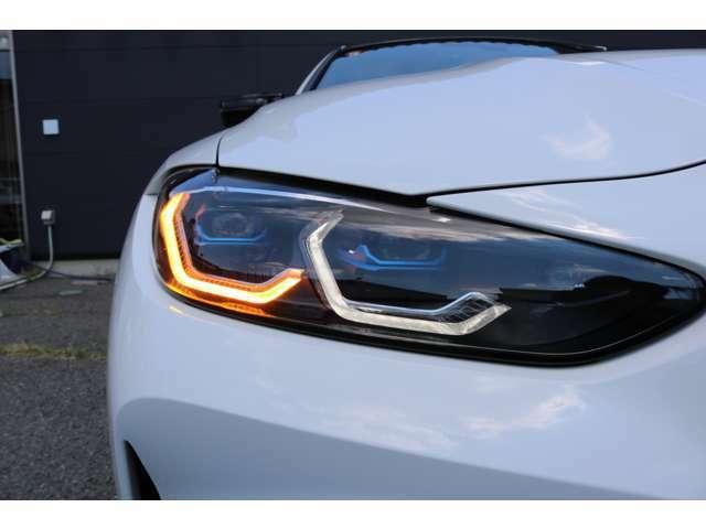 BMWレーザー・ライト