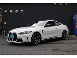 BMW M4クーペ 3.0 可変バルブ/シートヒーター/黒レザーシート