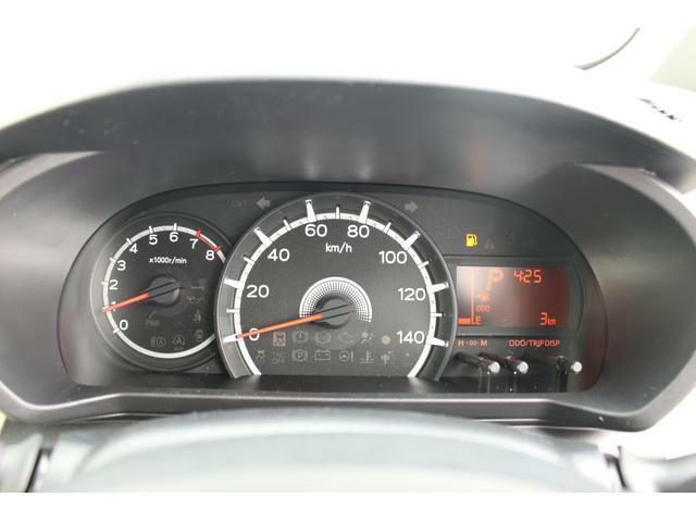 スポーティなスピードメーターです!