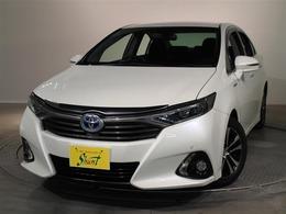 トヨタ SAI 2.4 S Cパッケージ ワンオーナー フルセグナビ LEDライト