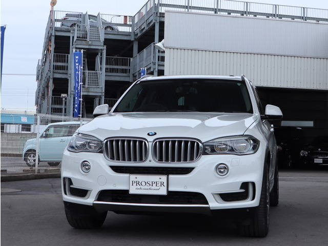 BMW X5 xドライブ35d xライン 4WD 右ハンドル ディーラー車