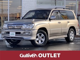 トヨタ ランドクルーザー100 4.7 VXリミテッド Gセレクション 4WD 社外ナビ