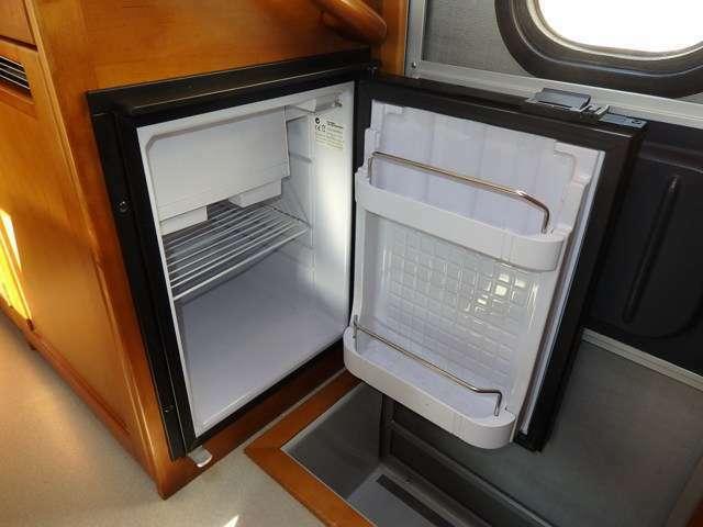 ビルトイン冷蔵庫は標準装備!