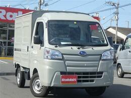 スバル サンバートラック パネルバンハイルーフ 4WD ワンオーナー 光軸調整