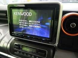 新品ケンウッド8型SDナビ搭載♪