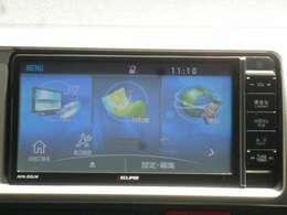 高画質でテレビをお楽しみいただけるフルセグ機能付のイクリプスSDナビ!DVD再生、ブルートゥース付!駐車時には必須アイテムのバックカメラも付いています!