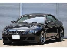 2008y BMW M6 カブリオレ V10 が入庫致しました。