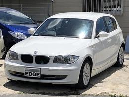 BMW 1シリーズ 116i E87後期最終型 プッシュスタート