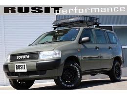 トヨタ プロボックスバン 1.5 DX 4WD ALL P(全塗装済) リフトアップ M/Tタイヤ