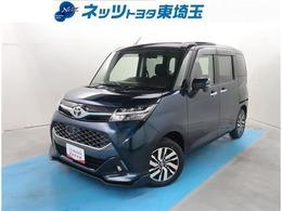 トヨタ タンク 1.0 カスタム G クルーズコントロール LEDライト