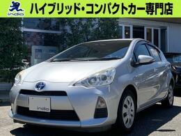 トヨタ アクア 1.5 S 純正ナビ フルセグTV ETC キーレス
