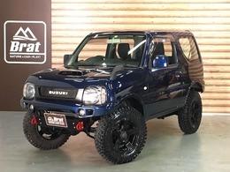 スズキ ジムニー 660 XG 4WD 新品2インチリフトアップキット 切替4WD