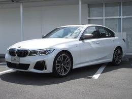 BMW 3シリーズ M340i xドライブ 4WD BMW正規認定中古車 衝突被害軽減装置