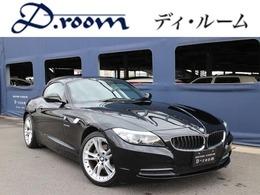 BMW Z4 sドライブ 23i ブラックレザーシート シートヒーター