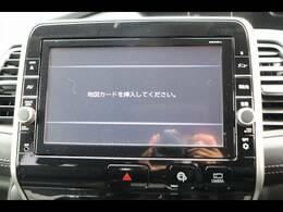 純正9型SDナビを装備★フルセグ視聴やブルートゥース等機能も充実しております。