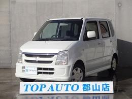 スズキ ワゴンR 660 FX-S リミテッド 4WD CD スマートキー シートヒーター 電格ミラ-