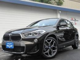 BMW X2 xドライブ18d MスポーツX ディーゼルターボ 4WD 20yモデルナビ ハーフ黒革 Bカメラ