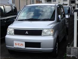 三菱 eKワゴン 660 M 4WD アルミ・CD