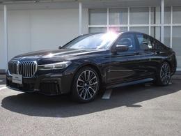 BMW 7シリーズ 745e Mスポーツ BMW正規認定中古車 本革シート ACC
