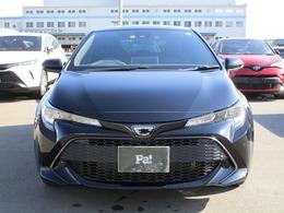 トヨタ カローラスポーツ 1.2 G 4WD 純正ナビ+セーフティセンス+シートヒーター