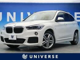 BMW X1 xドライブ 18d Mスポーツ 4WD 純正HDDナビ