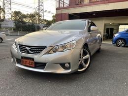 トヨタ マークX 2.5 250G リラックスセレクション SDナビ・ETC・純正AW