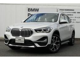 BMW X1 xドライブ 18d xライン 4WD ディーラーデモカー レザーシート
