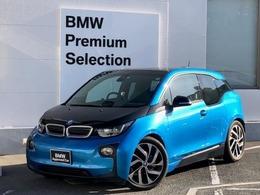 BMW i3 アトリエ レンジエクステンダー装備車 ACC純正HDDナビLEDヘッドBカメPDCセンサー