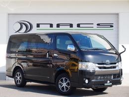 トヨタ レジアスエース 2.0 スーパーGL ダークプライムII ロングボディ ワンオーナ/禁煙車/トヨタセーフティセンス