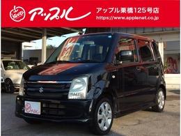 スズキ ワゴンR 660 FX-S リミテッド 社外ナビ 地デジ 純正アルミ 純正エアロ