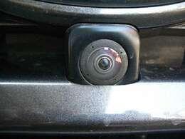 フロントカメラ装備
