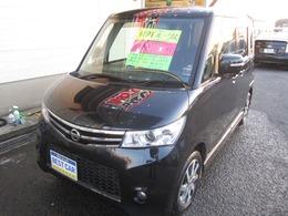 日産 ルークス 660 ハイウェイスター 左側PSドア・純正アルミ・社外TVナビ