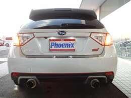 特別仕様車・RAYS18アルミ・専用エアロ・STIリップ・スマートキー・プッシュスタート・ナビTV・バックモニター・パドルシフト・ETC・クルーズコントロール