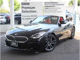 BMW Z4 sドライブ 20i Mスポーツ ワンオーナー車 赤レザー 19インチ
