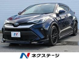 トヨタ C-HR ハイブリッド 1.8 G モード ネロ セーフティ プラス 純正SDナビ