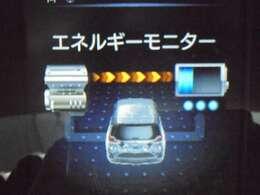 低燃費のハイブリッド車!!ガソリン車と比べ燃費向上しており経済的