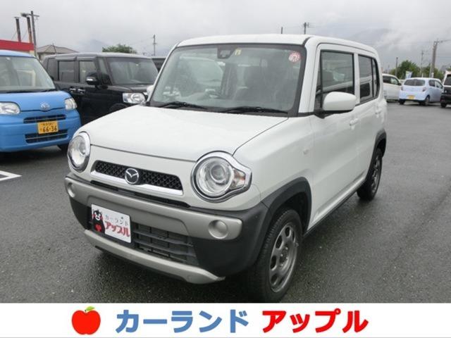フレアクロスオーバー☆XG 4WD入庫!!ハスラーのOEM車です!