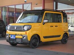 スズキ スペーシア 660 ギア ハイブリッド XZ 届出済未使用車 両側電動スライド