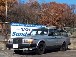 ボルボ 240エステート GL 88年モデル スモールウインド