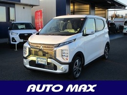 三菱 eKクロス 660 T 届出済未使用車 新車保証継承