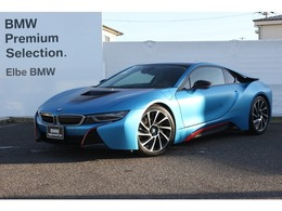 BMW i8 ベースモデル 黒レザー 電動シート クルコン左ハンドル