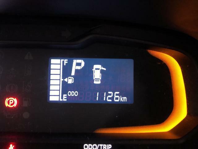 走行距離数2,000km未満とオススメです☆