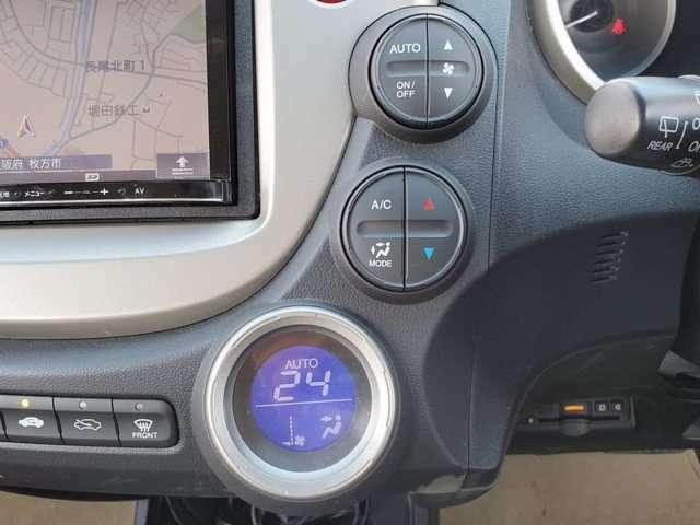 オートエアコン付きで、エアコン動作も問題御座いません♪温度・風量の自動調節が可能です♪