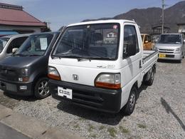 ホンダ アクティトラック 660 SDX 三方開 4WD
