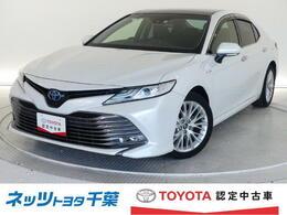トヨタ カムリ 2.5 G レザーパッケージ /サンルーフ/ドライブレコーダー