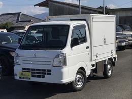 スズキ キャリイ 660 移動販売冷凍車 1WAY 4WD ・キーレス