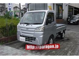 ダイハツ ハイゼットトラック 660 スタンダード SAIIIt 3方開 4WD LEDヘッド