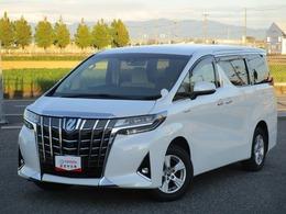 トヨタ アルファード ハイブリッド 2.5 X 4WD TSS ICS ナビ TV Bモニター