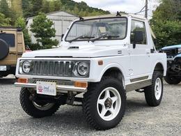 スズキ ジムニー 550 インタークーラーターボ フルメタル 4WD 外マフラー 外バンパー